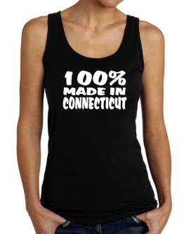 100% Made In Connecticut Tank Top Women