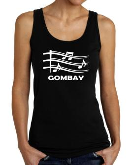 Gombay - Musical Notes Tank Top Women