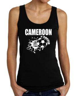 All Soccer Cameroon Tank Top Women