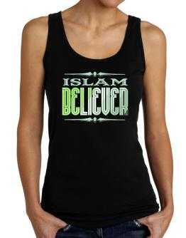 Islam Believer Tank Top Women