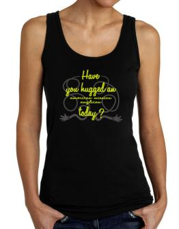 Have You Hugged An American Mission Anglican Today? Tank Top Women