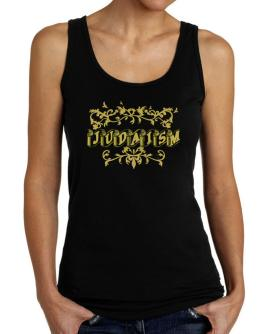 Judaism Tank Top Women