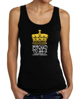 Proud To Be A Disciples Of Chirst Member Tank Top Women