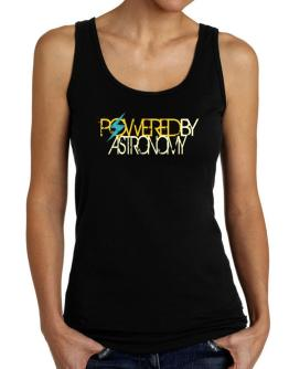Powered By Astronomy Tank Top Women