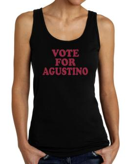 Vote For Agustino Tank Top Women