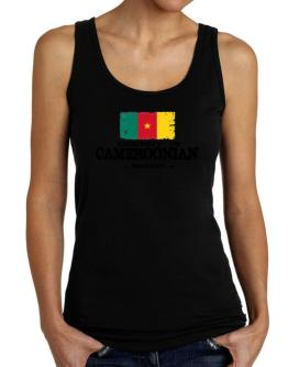 Property of Cameroonian Nation Tank Top Women