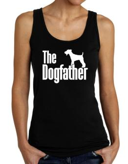 The dogfather Fox Terrier Tank Top Women