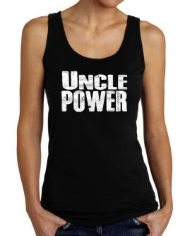 Auncle power Tank Top Women