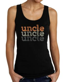 Auncle repeat retro Tank Top Women