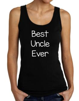 Best Auncle ever Tank Top Women