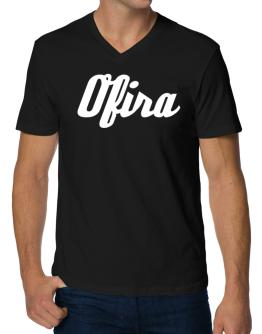 Ofira V-Neck T-Shirt