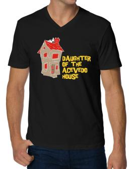 Daughter Of The Acevedo House V-Neck T-Shirt