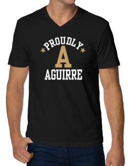 Proudly Aguirre V-Neck T-Shirt