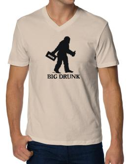 Big Drunk V-Neck T-Shirt