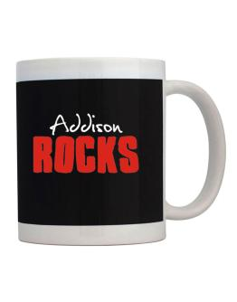 Addison Rocks Mug