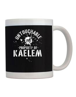 Untouchable : Property Of Kaelem Mug