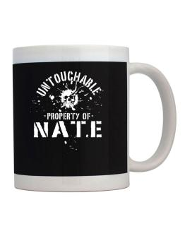 Untouchable : Property Of Nate Mug