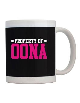 Property Of Oona Mug