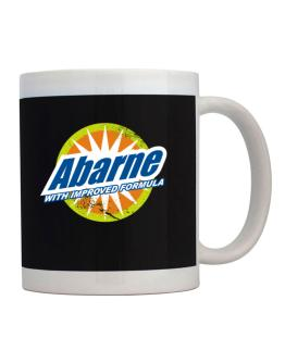 Abarne - With Improved Formula Mug