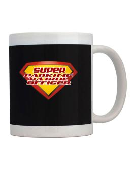 Super Parking Patrol Officer Mug