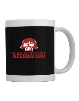 I Can Teach You The Dark Side Of Azerbaijani Mug