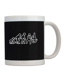 Evolution - Aikido Mug