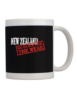 Taza de New Zealand No Place For The Weak