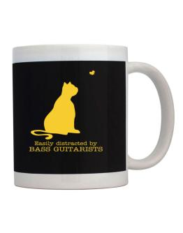 Easily Distracted By Bass Guitarists Mug