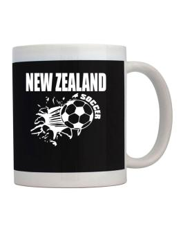 Taza de All Soccer New Zealand