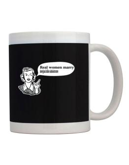 Real Women Marry Aboriginal Affairs Administrators Mug
