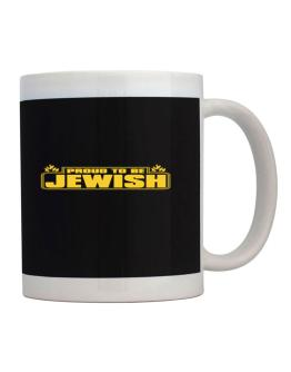 Proud To Be Jewish Mug