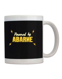 Powered By Abarne Mug