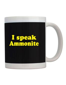 I Speak Ammonite Mug