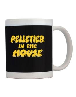 Pelletier In The House Mug
