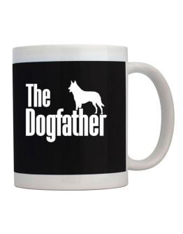 The dogfather Belgian Malinois Mug