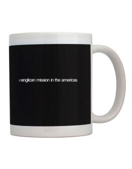 Hashtag Anglican Mission In The Americas Mug