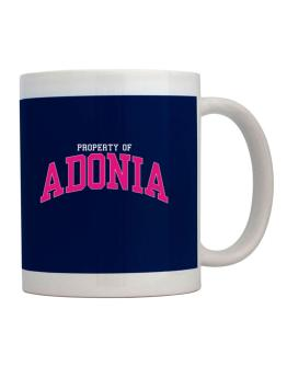 Property Of Adonia Mug