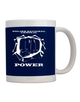 Polish National Caholic Power Mug