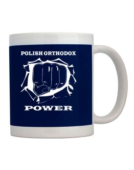 Polish Orthodox Power Mug