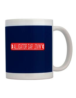 """ Alligator Gar lovin`"" Mug"