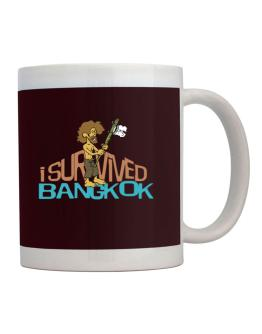 I Survived Bangkok Mug