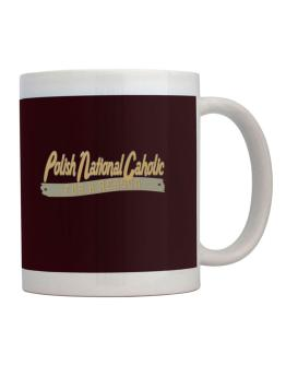 Polish National Caholic For A Reason Mug