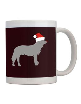 Polish Tatra Sheepdog christmas Mug