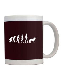 Polish Tatra Sheepdog evolution Mug