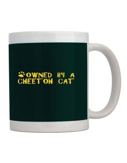 Owned By A Cheetoh Mug