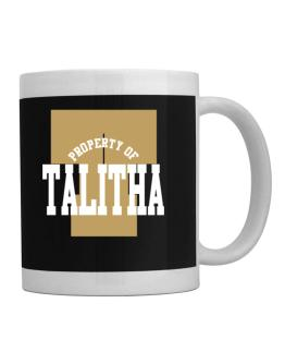 Property Of Talitha Mug