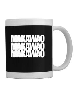 Makawao three words Mug