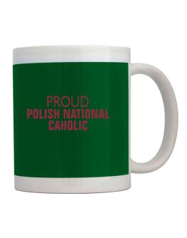 Proud Polish National Caholic Mug