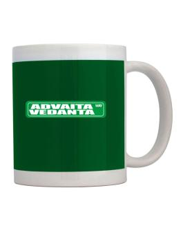 Advaita Vedanta Way Mug