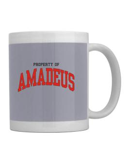 Property Of Amadeus Mug